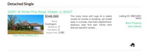 IDX Broker Listing